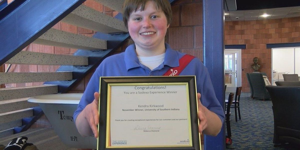 Hometown Proud: USI Employee of the Month