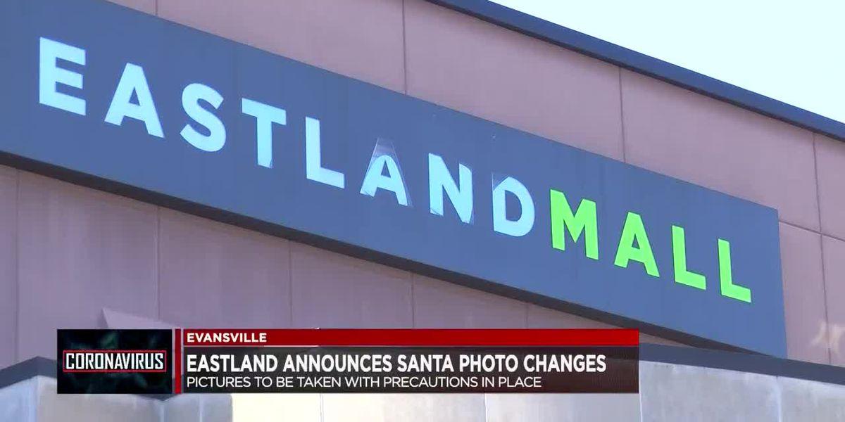 Eastland officials announce Santa photo changes