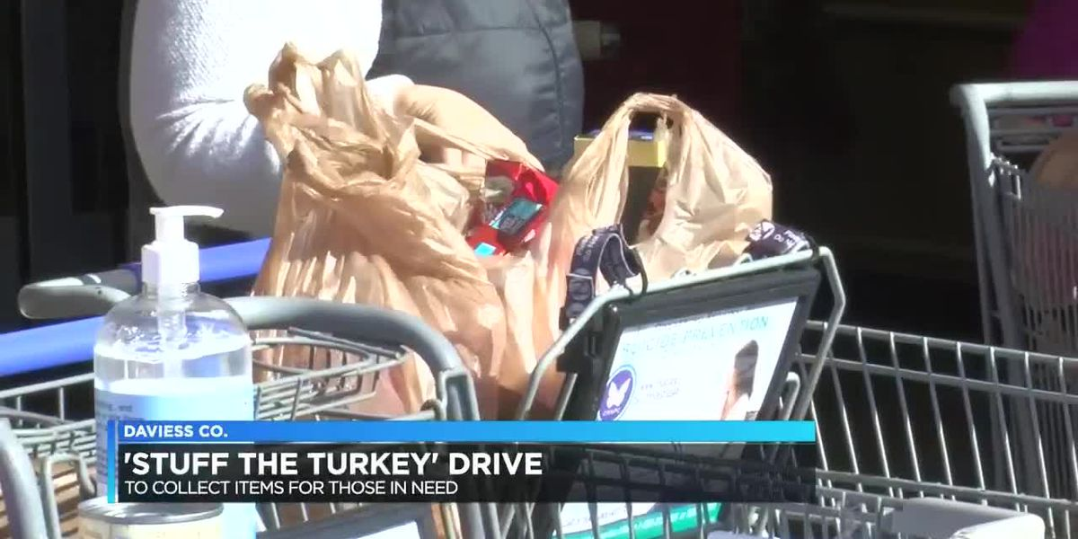 DCPS hosts 'stuff the turkey' drive to help families in need