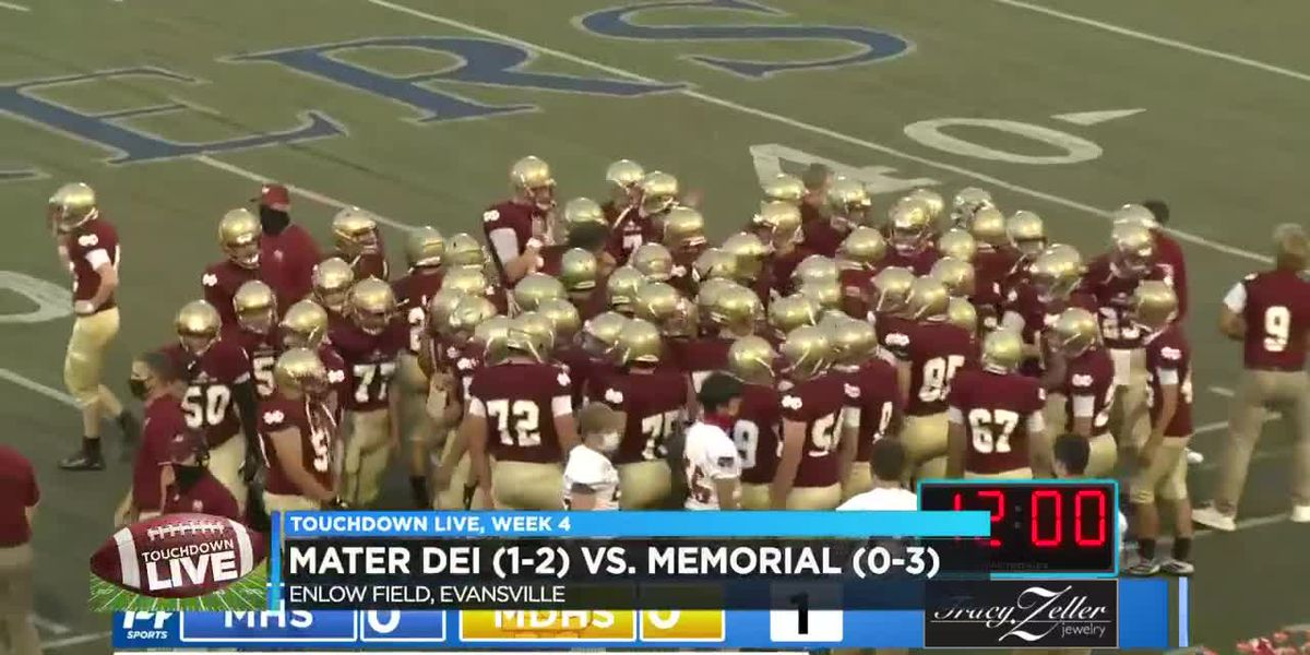 Touchdown Live Game of the Week: Memorial vs Mater Dei