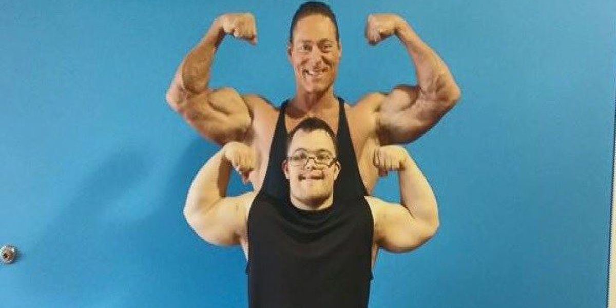 Tri-State man with Down Syndrome ready for bodybuilding competition