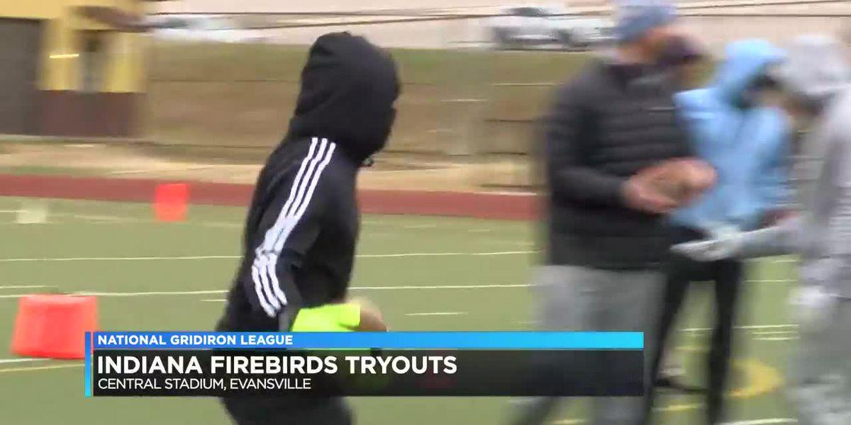 Open tryouts for Indiana Firebirds held Saturday