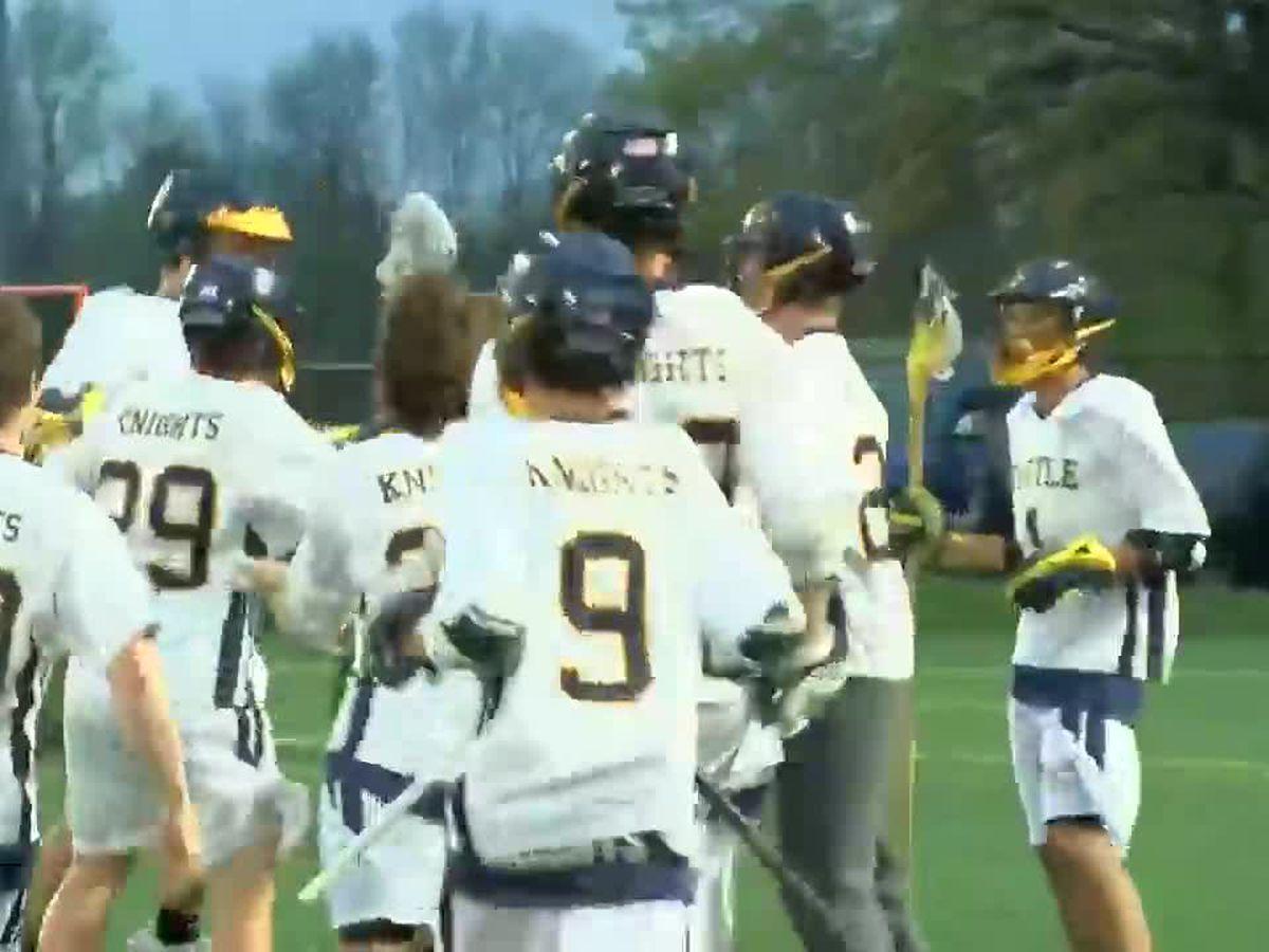 Castle Lacrosse Club celebrates 100th win