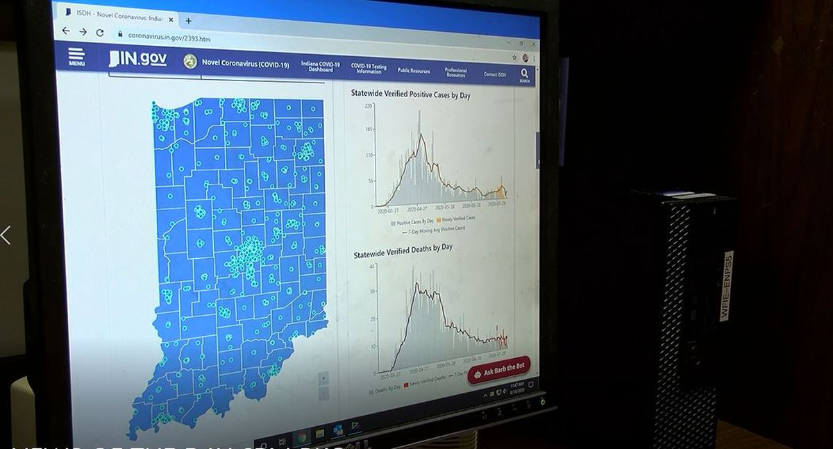 ISDH launches long-term care facility dashboard