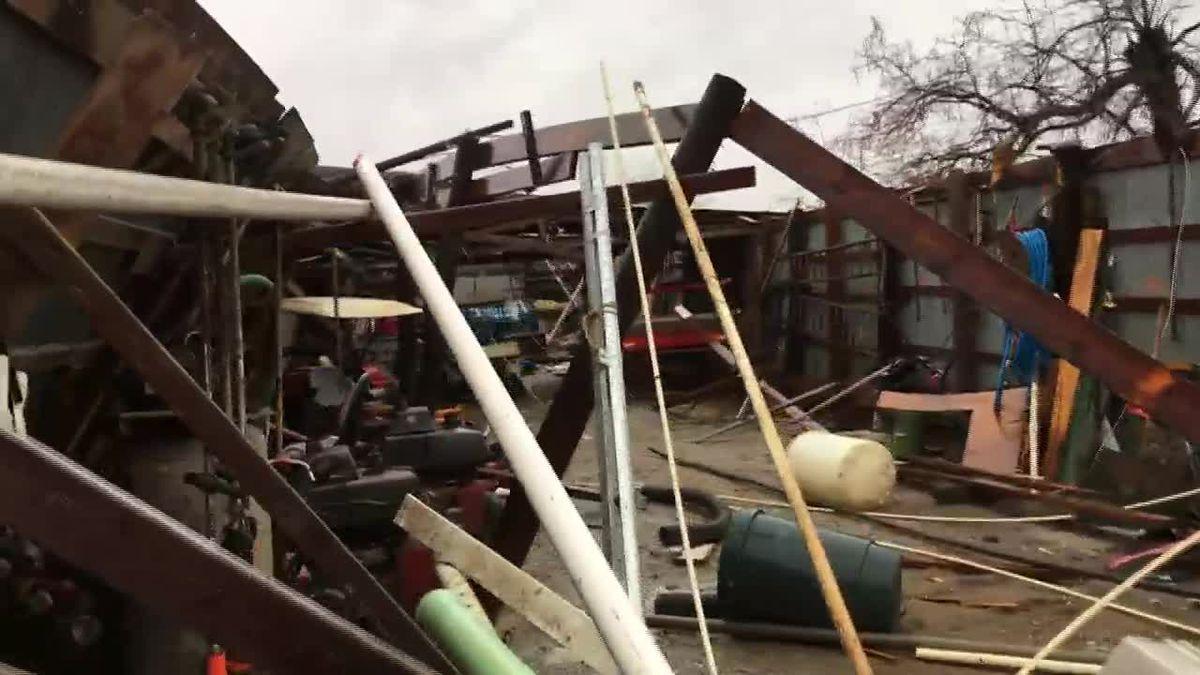 Oakland Gas Prices >> NWS: EF-1 tornado hit Oakland City