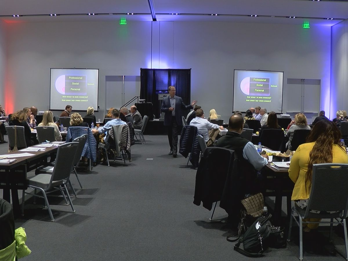 CASA of Ohio Valley hosts nonprofit conference