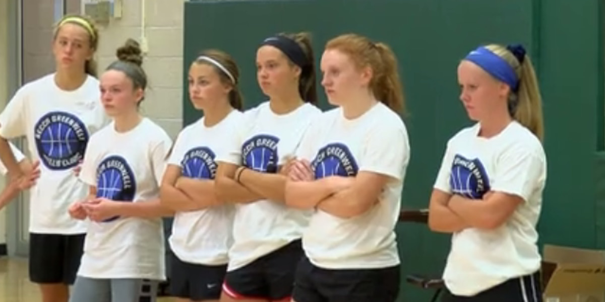 Rebecca Greenwell hosts 2nd annual basketball camp at Owensboro Catholic
