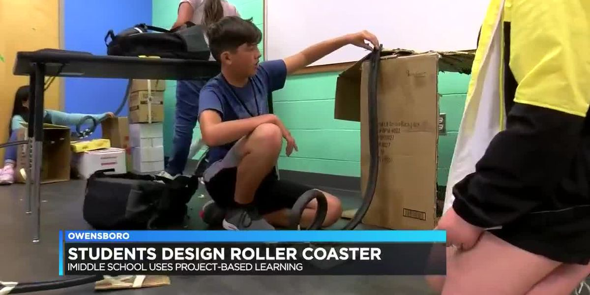 iMiddle School students get first hands-on lesson