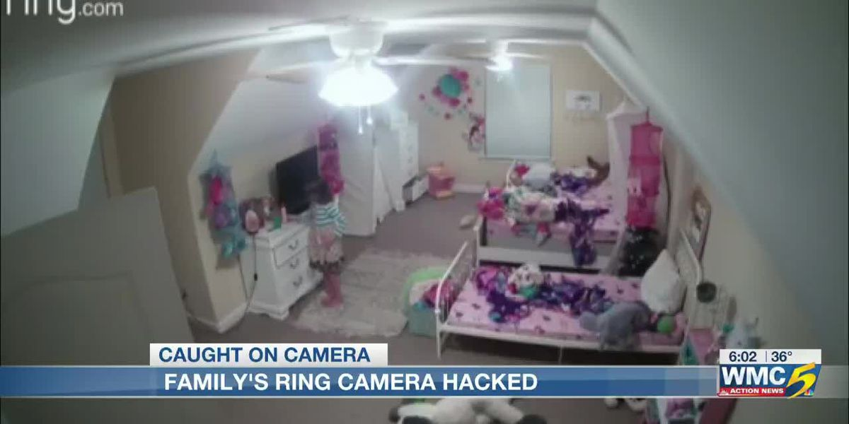 Family says hackers accessed a Ring camera in their 8-year-old daughter's room