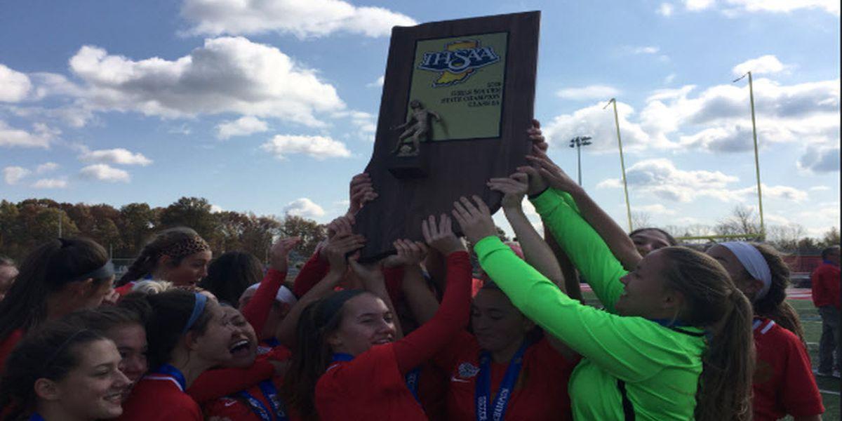Mater Dei Wildcats win third straight Girls State Soccer Championship