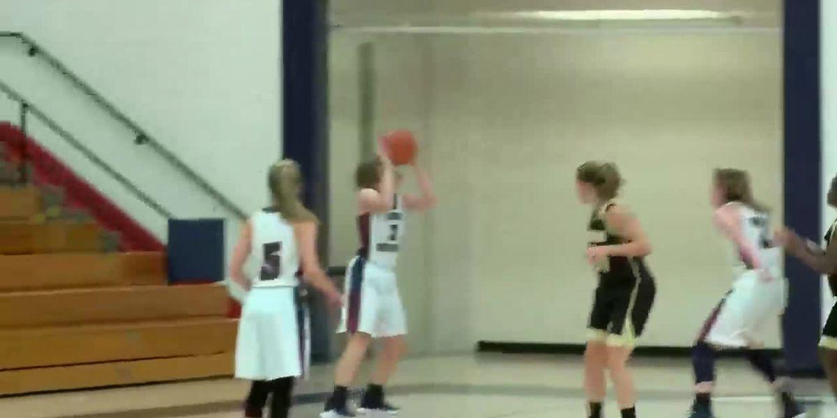 HIGHLIGHTS: Washington vs Heritage Hills girls basketball