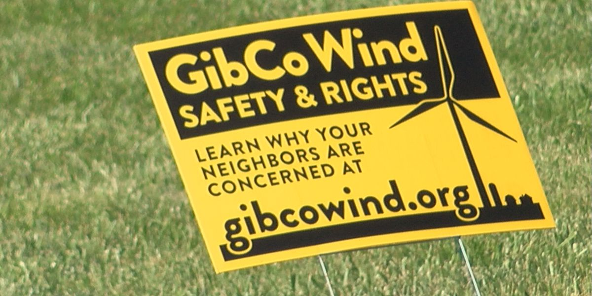 Wind turbines a hot button issue in Gibson County