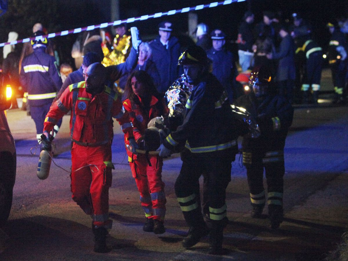 Italy: Club owners investigated over fatal concert stampede