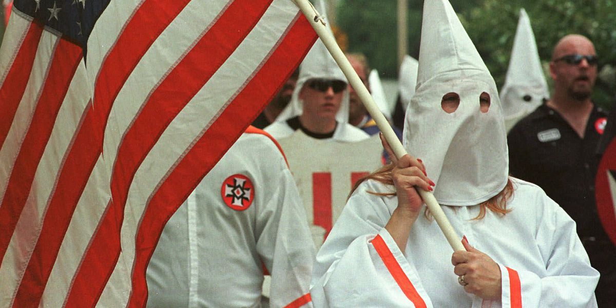 Alabama Newspaper Calls for Resurgence of KKK