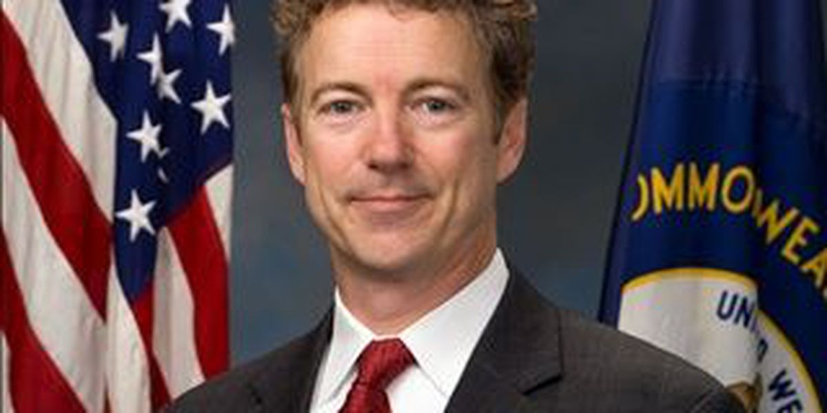 Senator Rand Paul has part of lung removed in surgery