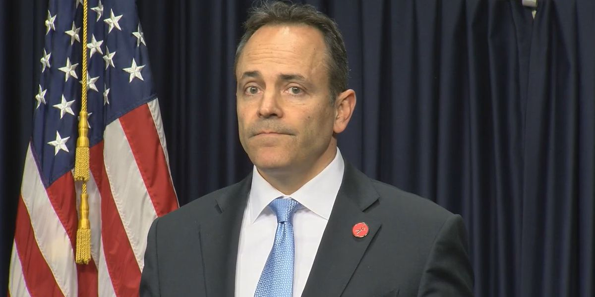 Gov. Bevin's special session adjourned until January