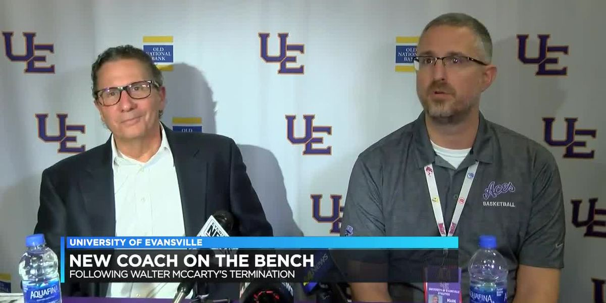 UE introduces Lickliter as Men's Head Basketball Coach