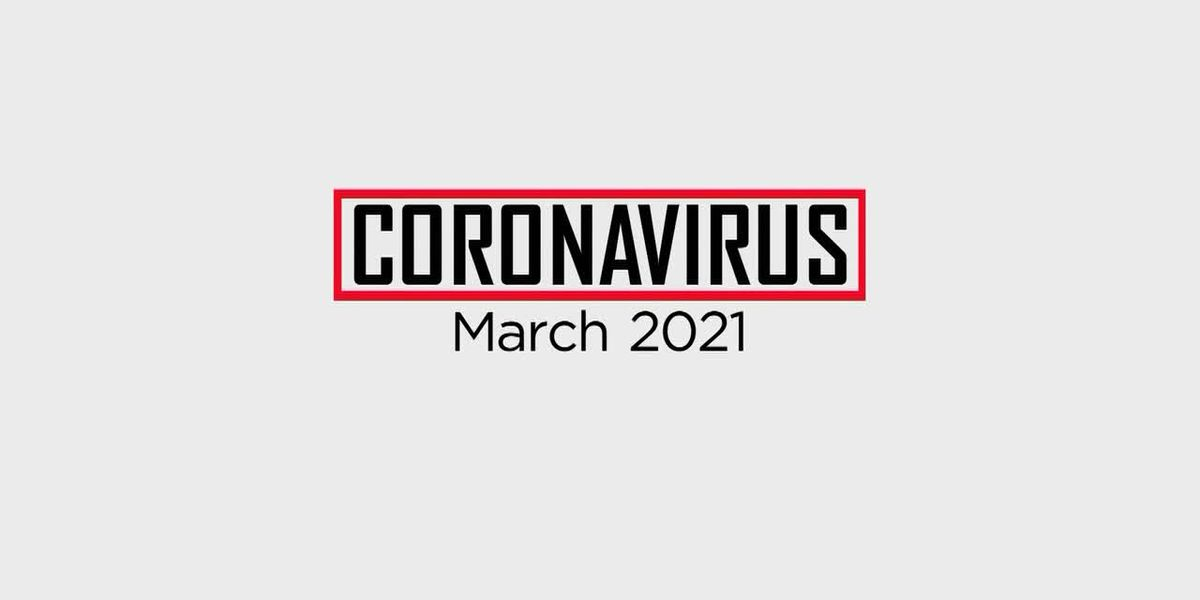 Community Conversation: Coronavirus March 2021 - Part 8