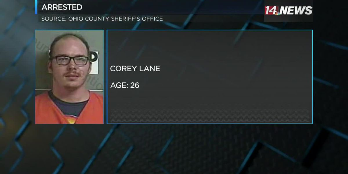 Fordsville man facing sex abuse charges in Ohio Co.