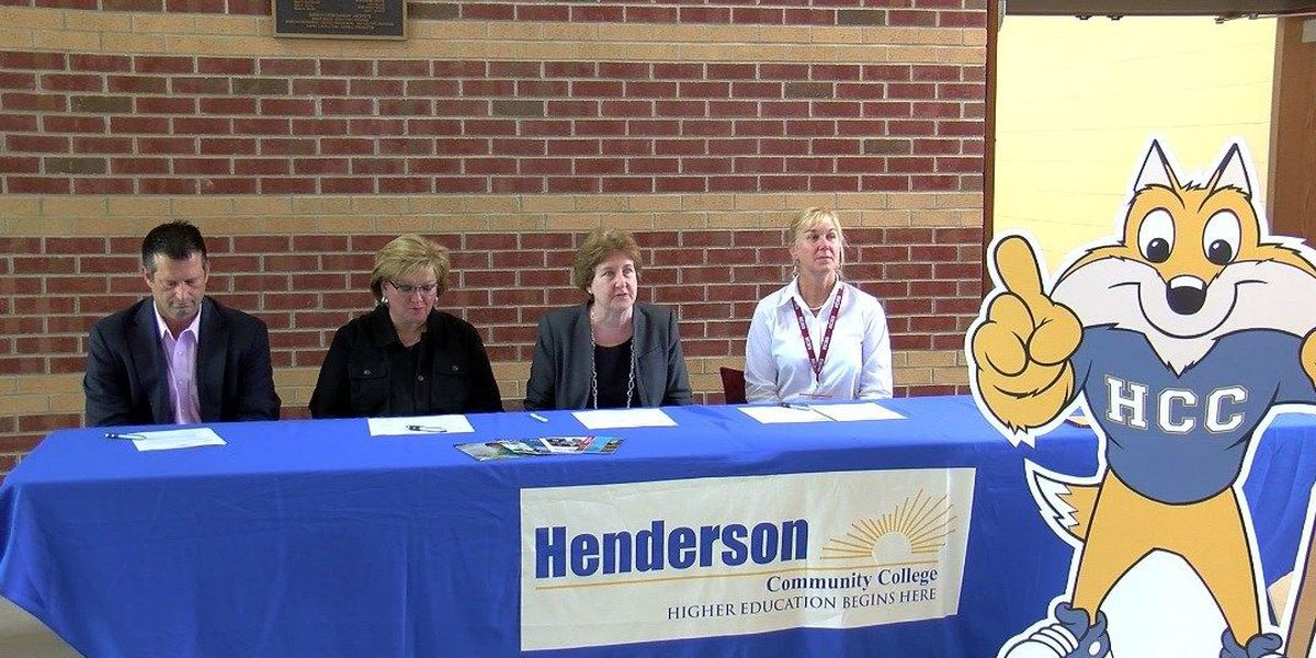 Henderson Community College launches early college program