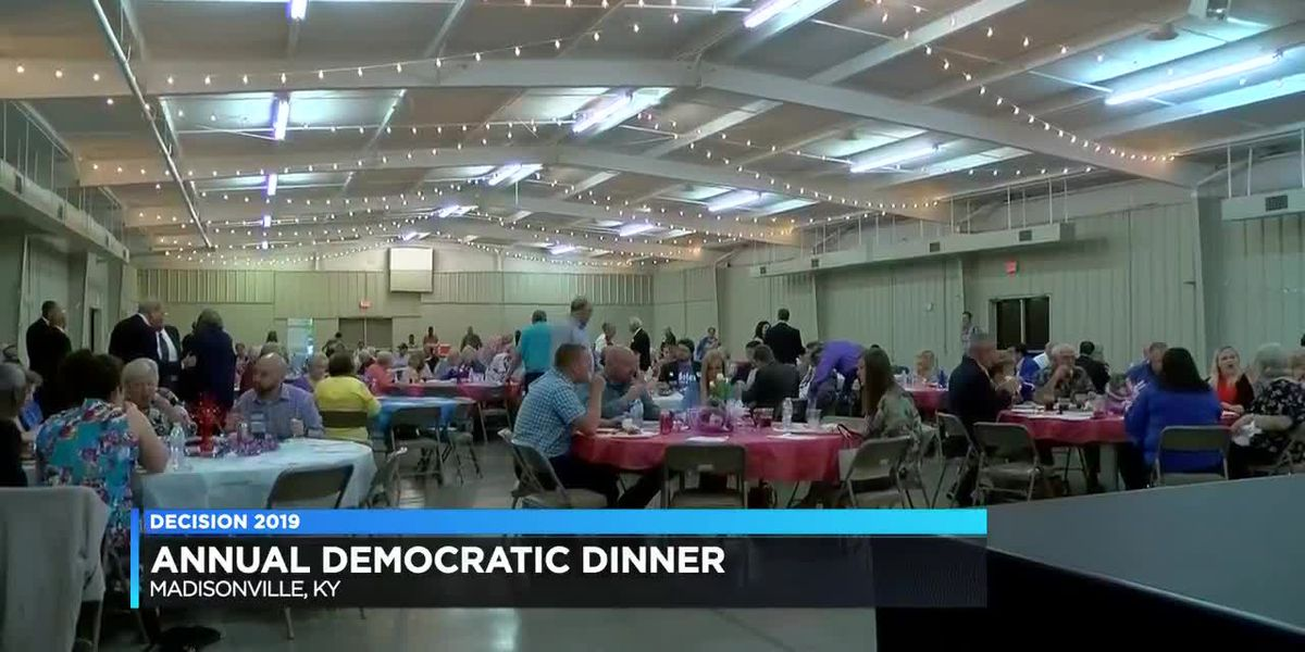 Western Kentucky voters hear from democratic candidates ahead of primary
