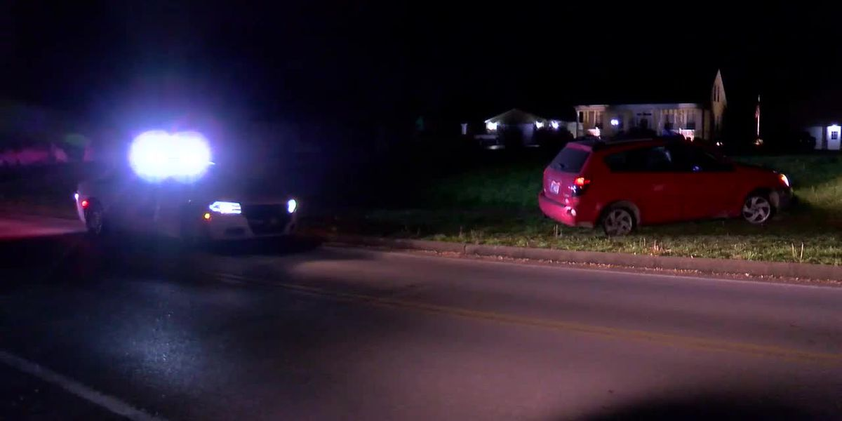 Suspect caught in 3 county chase