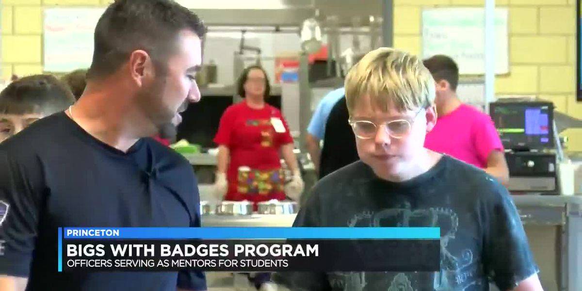 'Bigs with Badges' programs turns police into mentors