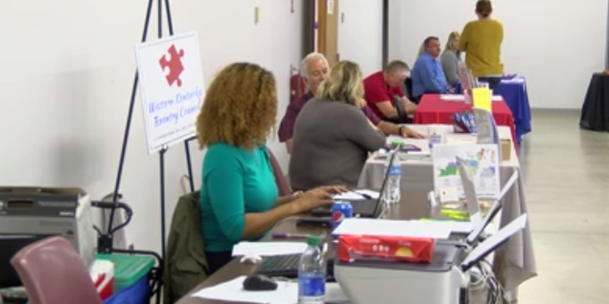 Expungement Expo held in Madisonville to help people find jobs