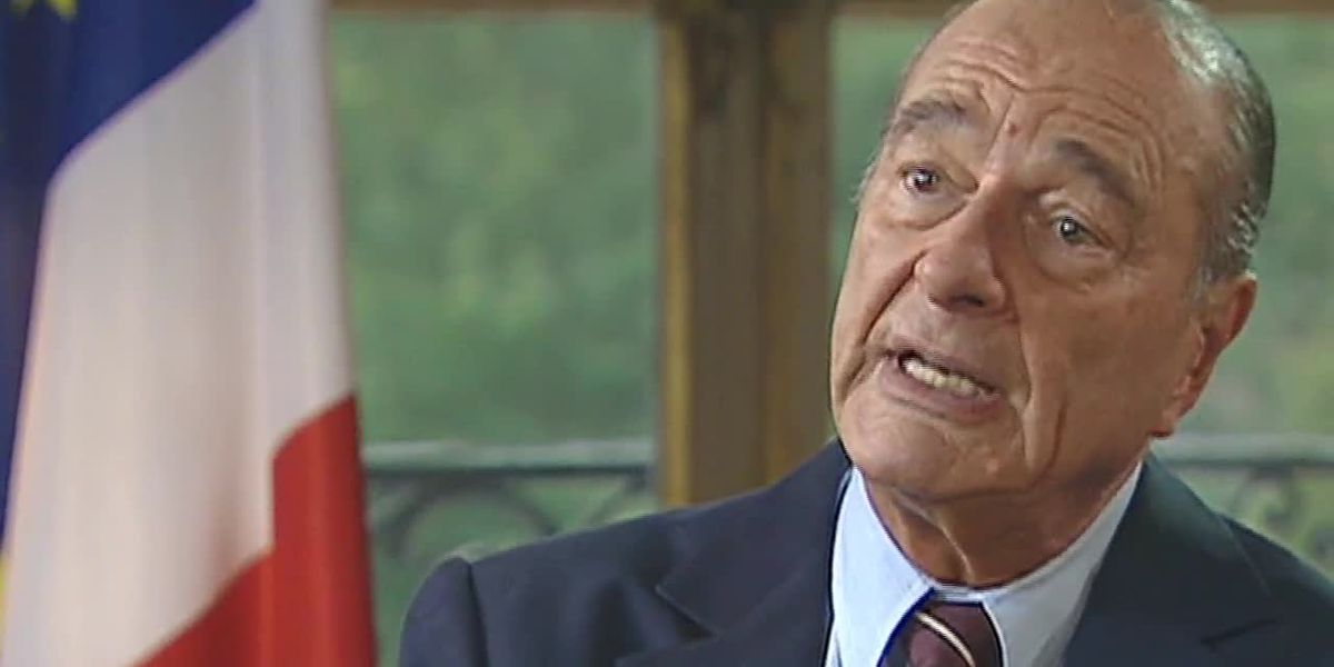 Jacques Chirac, former French president, passes away at 86