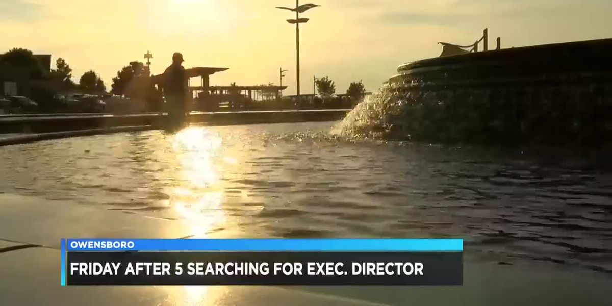 Friday After 5 searches for new executive director
