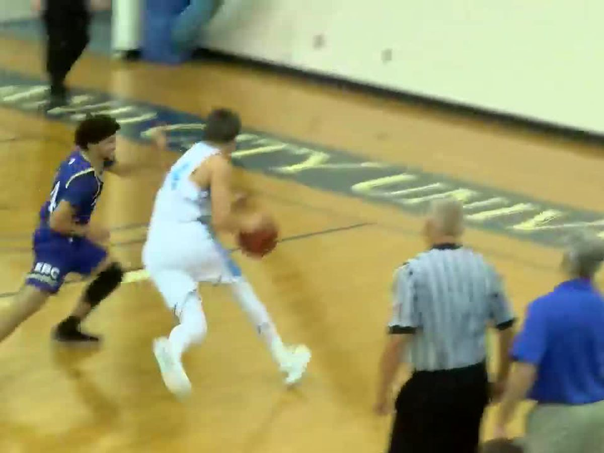 Mighty Oaks Chop Down Lakers