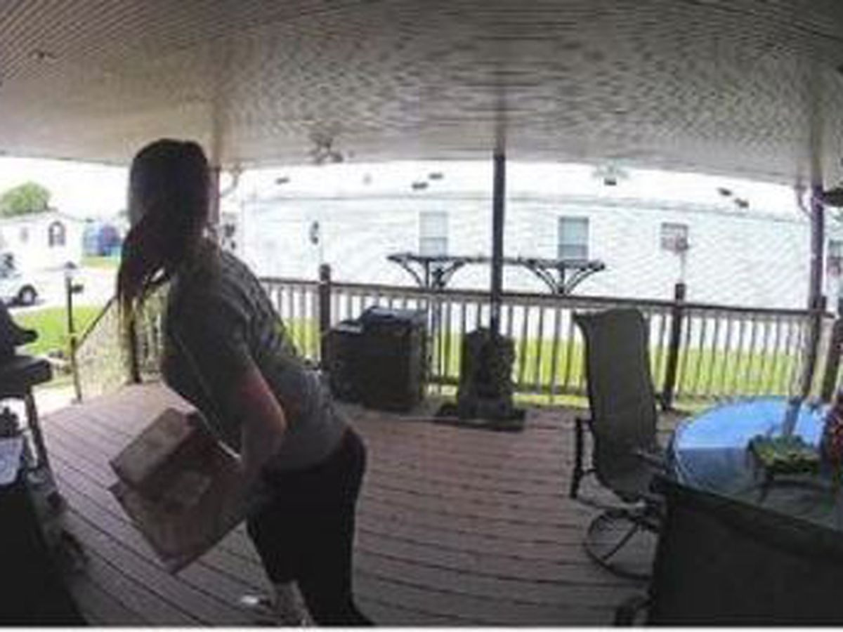 6/7 Neighborhood Watch: Porch pirate caught on camera, Sheriff catches bank robbery suspects