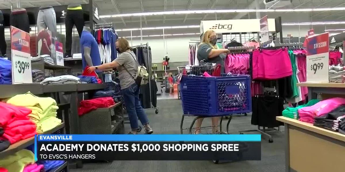 Academy Sports + Outdoors donates $1K back-to-school shopping spree to Hangers