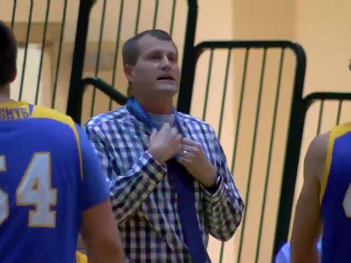 Boys 4A Basketball Sectional: Castle vs. North
