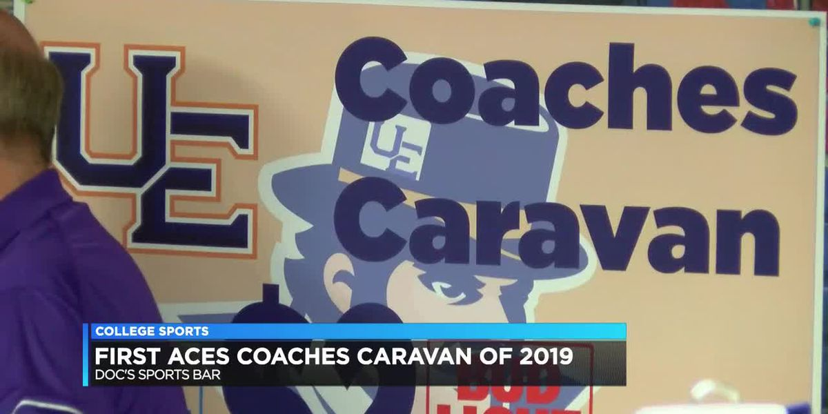 Aces host first Coaches Caravan of 2019