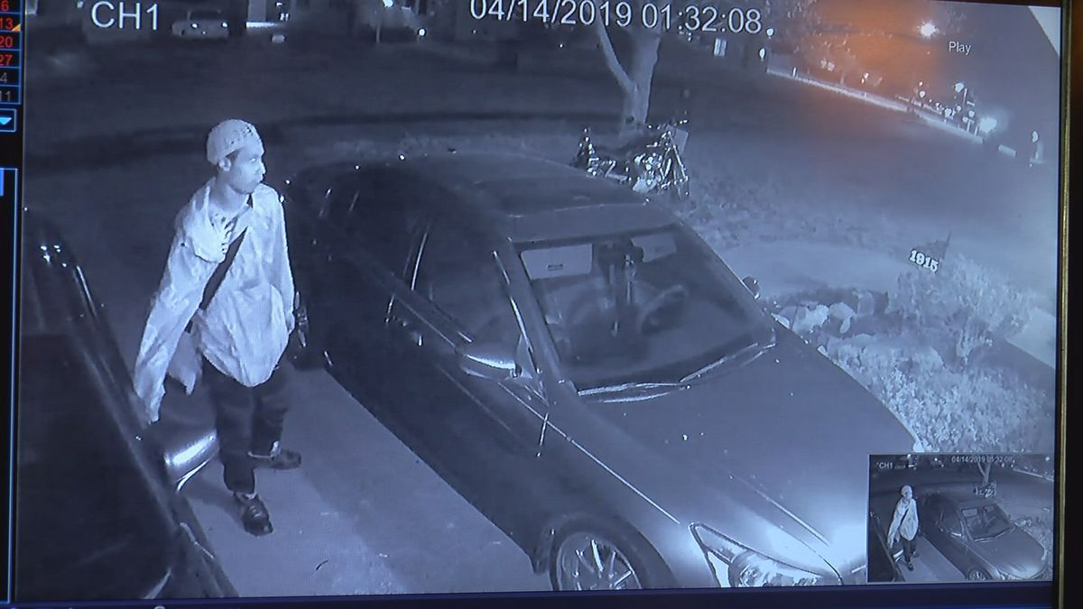 Break-ins on the rise in parts of Evansville