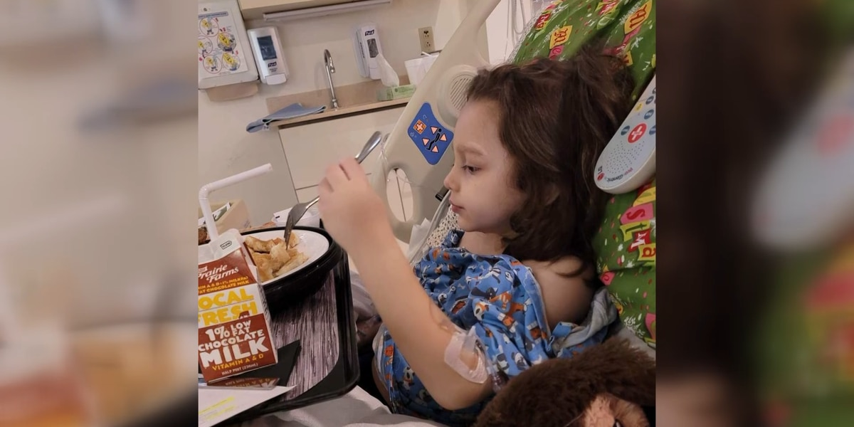 4-year-old boy fights COVID-19 related inflammatory condition