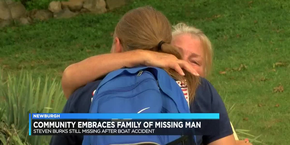 Community Embraces Family of Missing Man