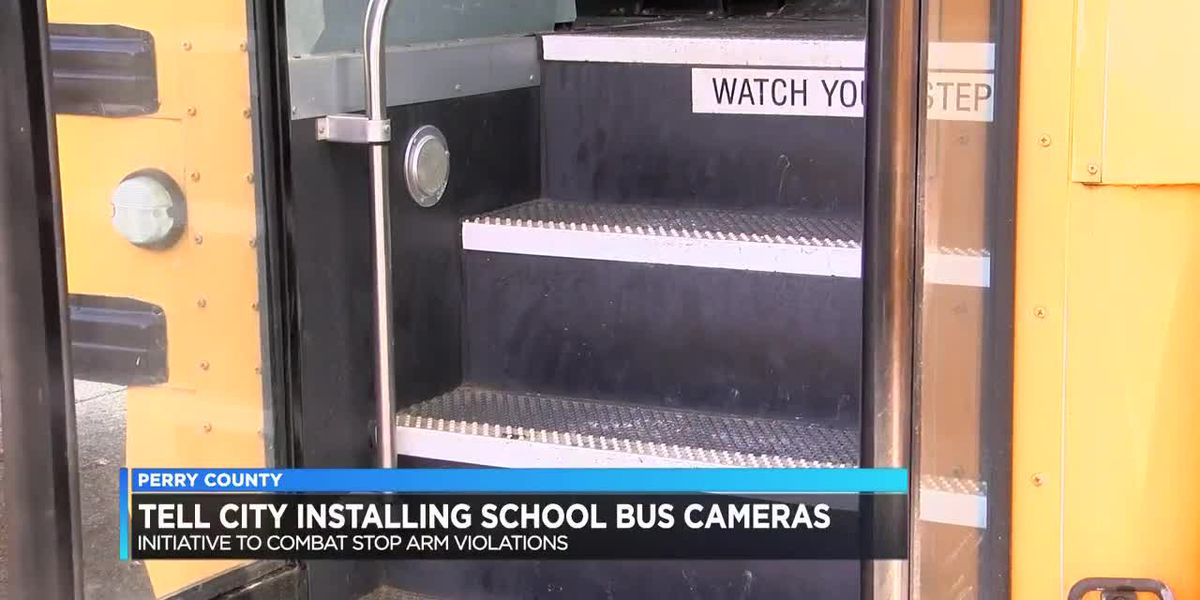 Tell City Schools installing traffic cams on buses