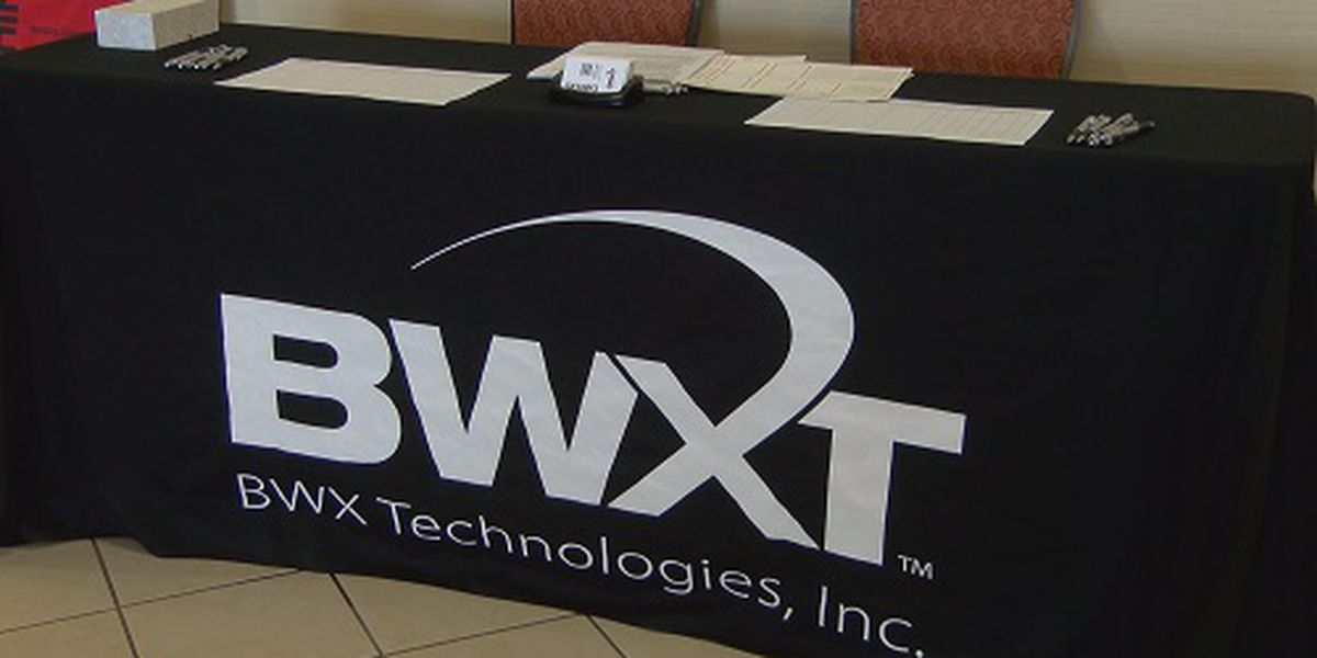 BWXT holds career fair to hire for dozens of positions in Posey Co.