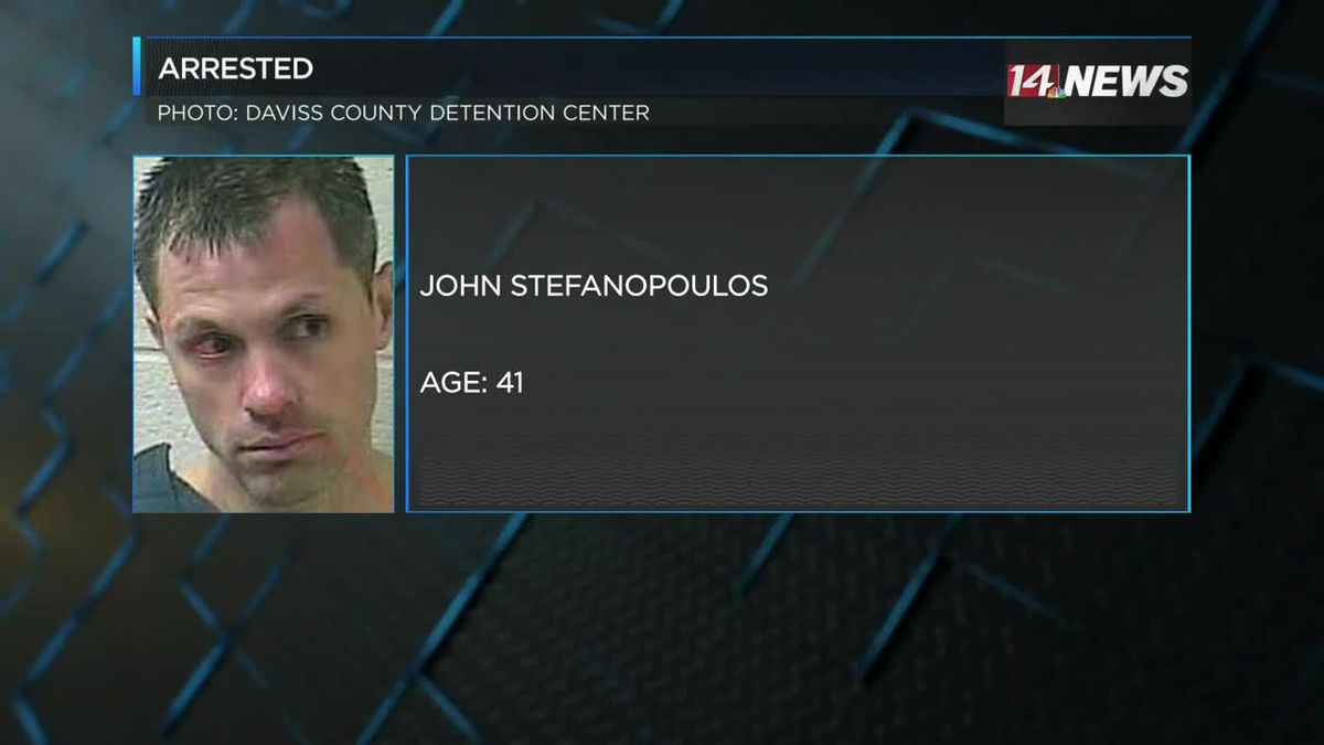 Sheriffs Office: Naked man arrested says he used
