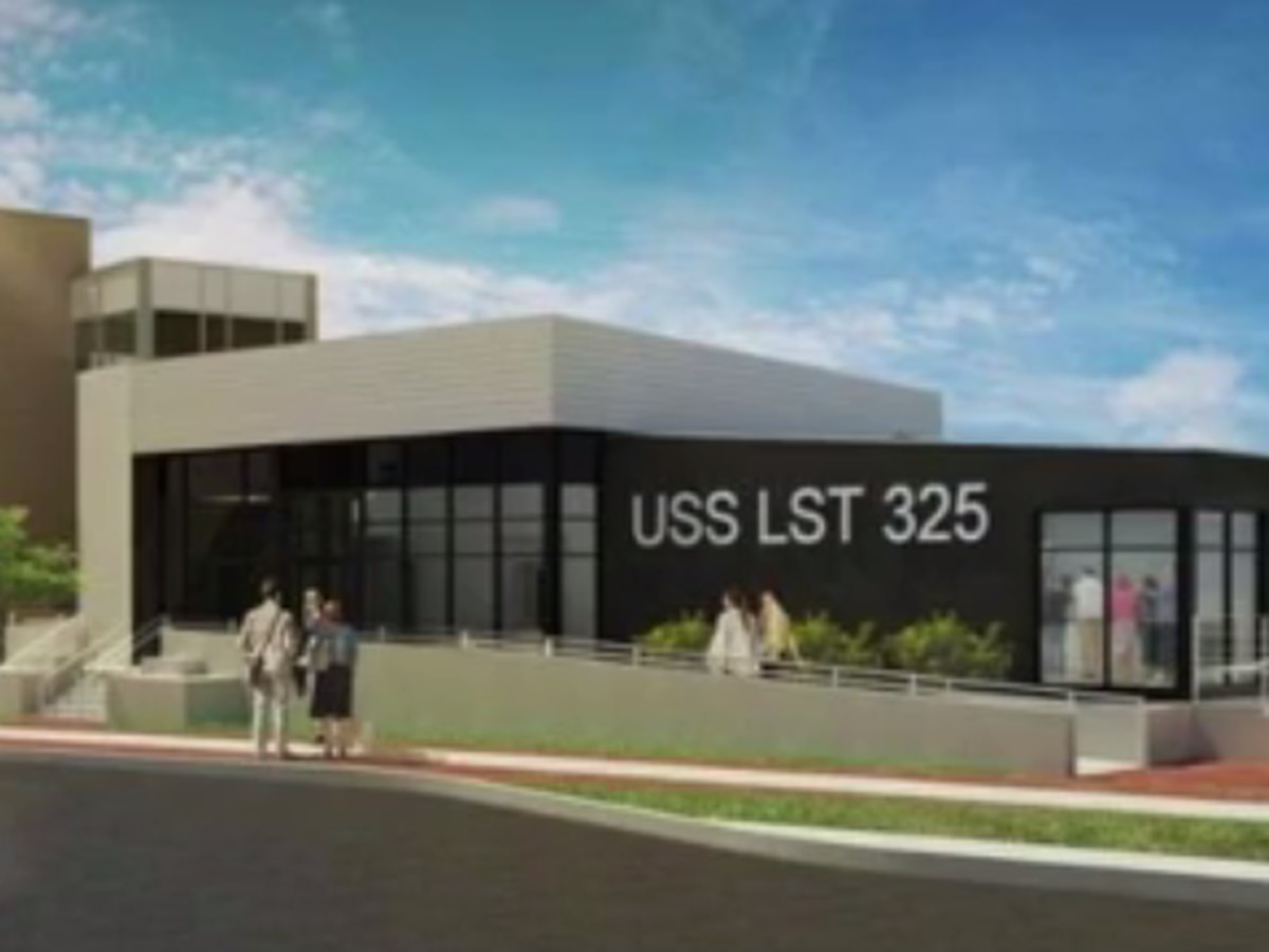 LST another step closer moving to downtown riverfront