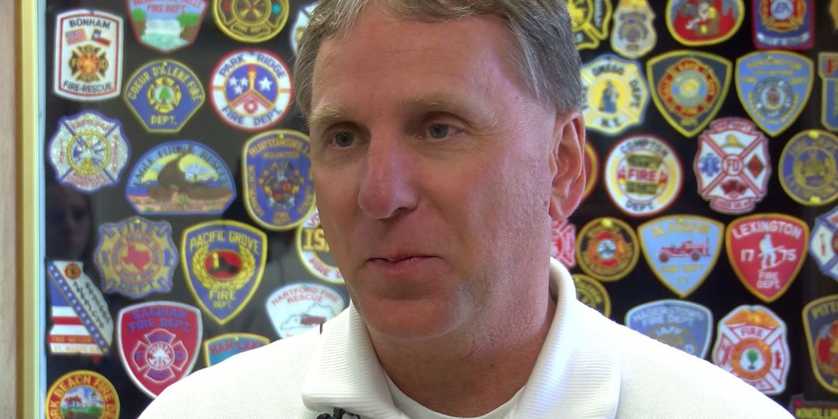 Owensboro Fire Chief announces retirement