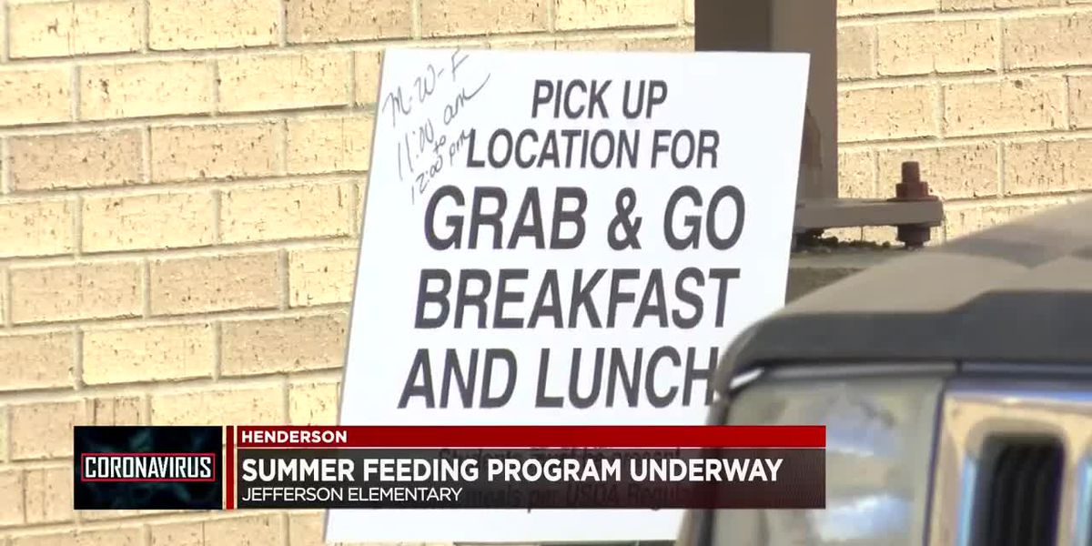 Henderson Co. Schools launches summer feeding program on Thurs.