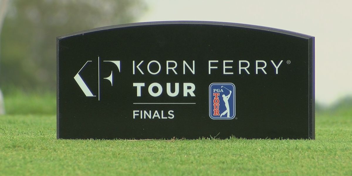 Tom Lewis wins Korn Ferry Tour Championship