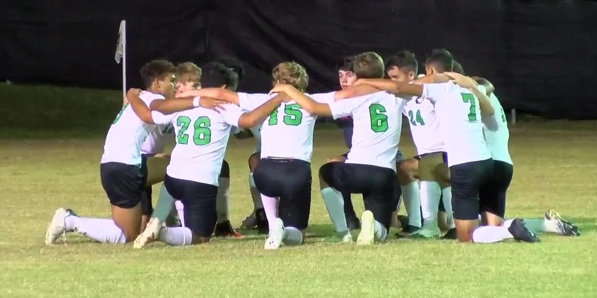 Boys 3A Soccer Sectional Semifinals: North vs. Central highlights