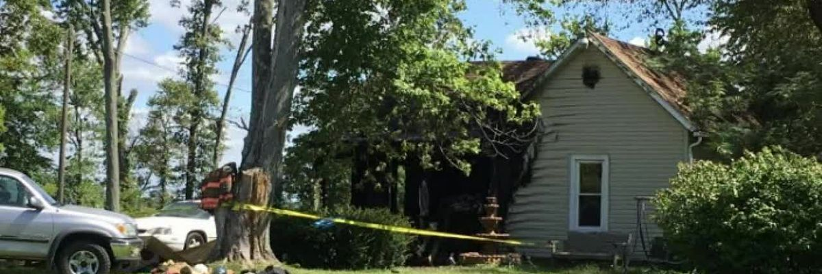 Sheriff's Office: 2 people killed in early Sat. house fire