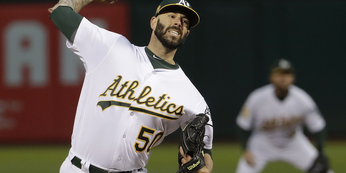 Athletics' Fiers throws 2nd career no-hitter, beats Reds 2-0