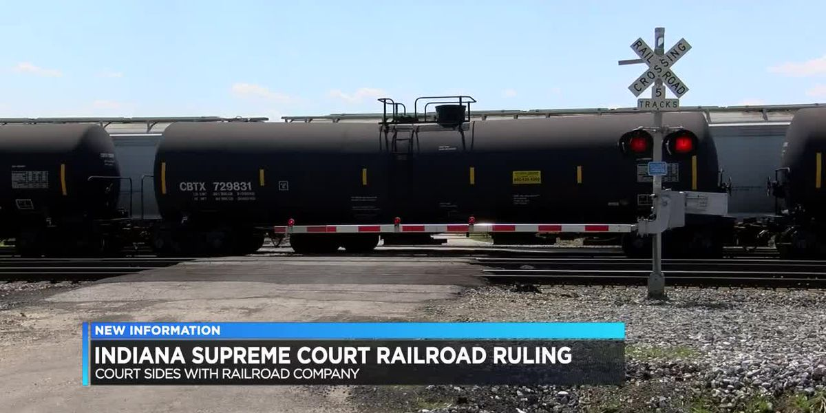 IN Supreme Court Ruling on Railroads