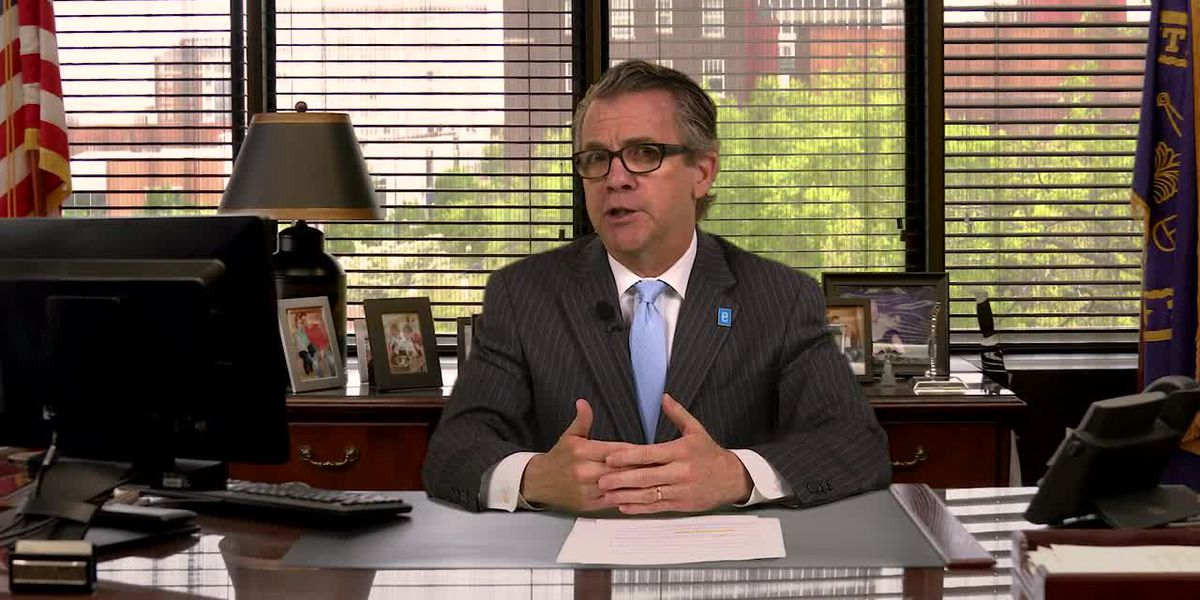 Watch: Mayor Winnecke giving State of City address